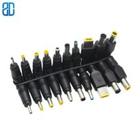 10PCS Set 5.5x2.1mm Universal Male Jack Connector for DC Plugs AC Power Adapter Computer Cables Connectors Notebook Laptop
