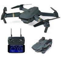 Drones L800 Professional 4K DRONE DRONE HD Cámara de ángulo WiFi FPV Presión de aire Altitude Hold Foldable Quadcopter RC Helicopter Niño Juguete Regalos