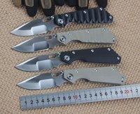 4 modelos strider deserto preto cetim 5cr13mov lâmina g10 lidar com facas de sobrevivência camping tático faca de caça dobrável hdt