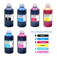 1000ml per PP-100 PP-50 Color Tivy Printing Dye Kit di ricarica inchiostro PP100 PP50 PP-50N PP-100N Printer1 Kit