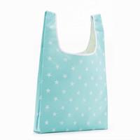 Квадратные карманные женщины, кормашивая сумка Candy 21 Цвета Доступны Экологически чистые многоразовые складные полиэстер многоразовые складные сумки
