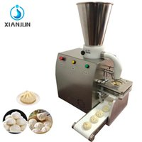 2020 Dernière vente chaude petite machine à la vapeur automatique fourrée / automatique Momo Fabrication machine / machine à fabriquer Baozi