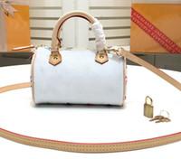 새로운 색상 레이디 미니 핸드백 고품질 정품 가죽 럭셔리 핸드백 세련된 여성 캐주얼 어깨 가방