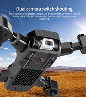 Heißer Verkauf Neue Drohne 4K Beruf HD Weitwinkel Kamera 1080P Wifi FPV DRONE Dual Camera Höhe Halten Sie Drohnen Kamera Hubschrauber Spielzeug