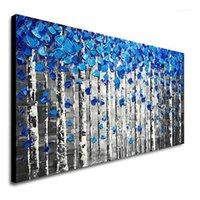 Grande pittura su tela 3D nel soggiorno Camera da letto Ristorante Interno Decorazione d'interni Picture Art Art Painting a mano Pittura ad olio1