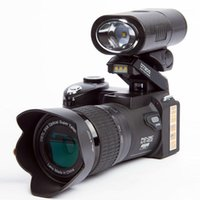 Dijital Kameralar Protax D7200 Video Kamera 1080 P DV Profesyonel 24x Optik Yakınlaştırma Artı LED Farlar Üç Lens1