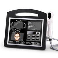 Новейший Hifu SMAS Высокая интенсивность Ультразвук 3D 4D Hifu Beauty Machine для Лифтирующей Кожи Утяжели Тело для похудения 3 5 8 Картриджи