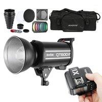 مجموعة التصوير الفوتوغرافي ل Godox استوديو مع 1 * Godox 600W Strobe Flash + 1 * اللاسلكي الزناد الارسال استوديو كيت for1