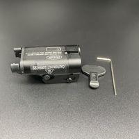 Kompakter Pisto XC2 Ultra Combo Red Dot Laser Taktische LED Mini Weißes Licht 200 Lumen Airsoft Taschenlampe 1 N9p75