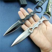 Bechmade BM 176 BM 175 PUSH CUCHILLO KARAMBLE CNC D2 Estructura de acero Excelente cuchillo táctico Camping Cuchillo plegable Cuchillo EDC Regalo de Navidad