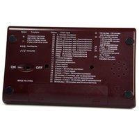Sprung-PQ9903A Multifublic-Digital-Schach-Uhr Wei-CHI-Zählung nach unten Schach Alarm Timer Reloj Ajedrez Tempo Sqciyz Homes2007