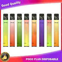 Original POCO PLUS Disposable Device Kit 3. 2ml Pods 800 Puff...