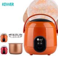 Fogão de arroz para multi fogão aquecedor home cozinha multicooker portátil mini arroz elétrico 1.2L
