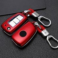 Uzaktan Akıllı Anahtar Kılıf Kabuk Çanta Anahtarlık Anahtarlık Tutucu Anahtarlık Kapak Aksesuarları Nissan Rogue Sylphy Pulsar Sentra için Fit