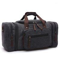 Duffel Bags WeysFor Vogue Viagens Viagens Grande Capacidade Continua Em Bagagem Saco Tote Shoulder Shoulder Drop1