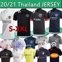 20 21 MLS Soccer Jerseys Inter Miami La Galaxy FC 미네소타 DC United New York Red Orlando City Bulls Atlanta Montreal Impact Football Shirt
