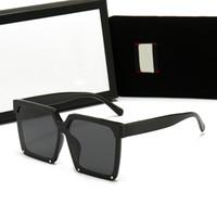 2021 Designer quadrado óculos de sol homens mulheres tons vintage dirigindo polarized sunglass masculino sol óculos moda metal prancha óculos óculos