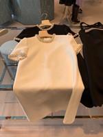 2020 Autunno Albicocca / Branelli neri Designer Designer Designer Bow Milan Runway Dress High End Celebrity Dress 89102