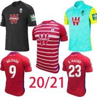 رجال جديد 2020 2021 غرناطة لكرة القدم جيرسي L. سواريز كيندي 20 21 غرناطة CF الرئيسية بعيدا الثالثة جالستادو هيريرا أنطونيو بويرتس لكرة القدم قمصان