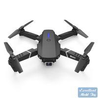 E525 PRO 4K HD Dual Camera Mini-Drohne, Auto-Hindernis-Vermeidung auf 3-seitiger Side, Track-Flug, Smart Folgen, Höhenhalte, Kid Spielzeug Weihnachtsgeschenk, 2-1