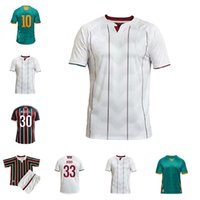 2020 2021 Fluminense Futebol Jerseys Home 3Rd 20 21 FC Ph Ganso Evanilson Nino Miguel Futebol Men Kids Camisa
