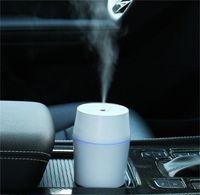Hava Nem Su Tedarik Enstrüman Ev Ofis Araç Taşınabilir Ultrasonik Mini Ultrasonik Nemlendirici Solunum Lambası USB Yeni 12NB M2