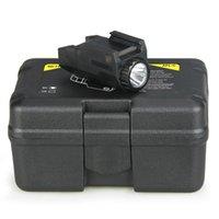 TRIJICON APL-C Pistole tattico a pistola tattica costante / momentary / strobe 200 lumen LED luce bianca per G17 / 19/21/22 cl15-0126