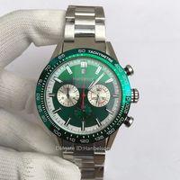 2021 F1 Chronograph Çalışma Erkek Kronometre Çelik Kuvars Hareketi Montre Erkekler Saatı Kauçuk Kayış Moda Tasarımcısı İzle Hanbelson