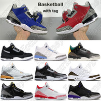 2021 Basketball Chaussures Hommes Femmes Sneakers avec tag Varsity Royal Cement SE Fire Fire Unc 2020 Moka Cyber ​​Lundi Formateurs US 7-13