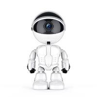 1080p Cloud Home Security Robot Intelligent Auto Seguimiento Cámara WiFi Cámara CCTV Cámara de vigilancia Cámara