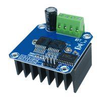 Arduino BTS7960 43A 40A 고전력 DC 모터 드라이버 스마트 전류 센서 드라이브 스모 로봇 모터 모듈 + 30A 20A 10A