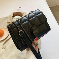 Small Flap Bag PU Leather Shoulder Bags For Women 2021 Fashi...
