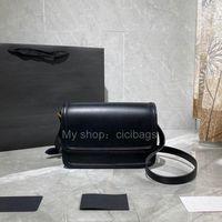 Luxurys Designer Crossbody Taschen 2021 Sonnenuntergang Echte Leder Mode Marke Frauen GraceFull Handtaschen Geldbörsen Messenger Schulter IT Tasche