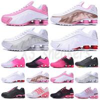 Scarpe da donna calde 2021 Shox Deliver 809 Avenue 802 Current NZ R4 RZ OZ Scarpe da corsa per ragazze da donna Sneakers Taglia US 5.5-8.5