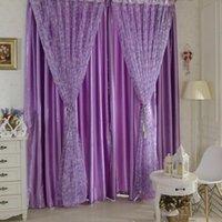 Cortina cortina tulle voile círculo bolha quarto quarto moderno decoração decoração lenço puro janela drapejar valências