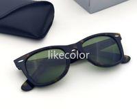 DECLINDE угол 50 мм мужские женские солнцезащитные очки квадратный ацетат кадр реальный UV400 приводные очки линзы с аксессуарами коробка oculos de sol