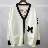 1105 2020 otoño v cuello de manga larga regular suéter con paneles de moda suéter suéter de lujo jianyi
