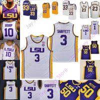 2020 مخصص LSU كرة السلة جيرسي NCAA College Darius Days Maravich Bob Pettit Simmons James Bishop Eric Gaines Josh Leblanc Sr. Cook