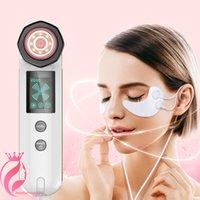 Portátil Piel Apretar Anti Envejecimiento Cuidado de la piel RF Máquina de cuidado facial de radiofrecuencia para el cuidado de los ojos