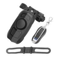 Smart Home Capteur USB Chargement de la télécommande sans fil Alarme de vibration Alarme de vibration Horn de vélo de voiture électrique Anti-vol