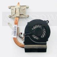 Originale spedizione gratuita HeatSink e ventilatore per CQ42 G42 CQ62 G62 595833-001 617646-001 617647-001 603847-001 Modulo termico indipendente1