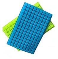 126 Hohlraum Eis Formen Werkzeuge E Silikonform Bonbonformen für Schokoladenkuchen Cube Tablett Candy Ice Cube Maker Bar Tools
