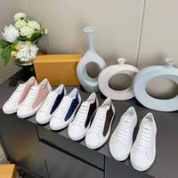Дизайнерские Мужчины Женщины Холст Обувь Кожаные Кроссовки Письма Кружева Печать Женщина Обувь Мода Flatform Мужчины Холст Обувь