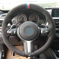 Крышка рулевого колеса AppDee Black замша для F87 M2 F80 M3 F82 M4 M5 F12 F13 M6 F85 X5 M F86 X6 M F33 F30 SPORT1