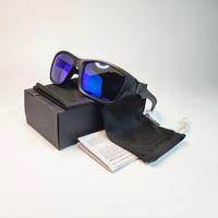 Marka Okulary Okulary Outdoor Okulary Mężczyźni Kobiety Jup Model Retro Sport Styl Quality Vintage Bardziej koloru Spolaryzowane Obiektyw Drewniany Rama Odpowiedni do połowów i jazdy