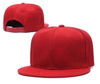 Ücretsiz Kargo Boş Basketbol Snapback Beyzbol Futbol Kapaklar Kadın Erkek Takımlı Şapka