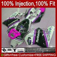 Injection pour Honda Green Rothmans NSR250R NSR 250 250R 102HC.234 NSR250 R 1994 1995 1996 1997 1998 1999 MC28 PGM4 94 95 96 97 98 99 Catériel