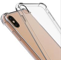 وسادة هوائية حالات الهاتف واضح الاكريليك الصلب شفافة الغطاء الخلفي حامي رقيقة لفون 12 ميني برو ماكس 11 × XS XR XS MAX 7 8P