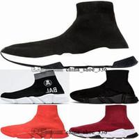 35 Dimensione US Donne scarpe da sneakers razza EUR Casual Mens Designer Designer Big Kid Boys Sock 12 46 Corsa per gli addestratori di lusso Velocità di lusso Runner 5 Zapatillas