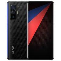 "Original vivo iqoo 5 pro 5g Handy 8 GB RAM 256GB ROM Snapdragon 865 Octa Core Android 6.56 ""Am gelöster Vollbildschirm 50.0mp AR NFC Wake Face ID Fingerprint Smart Handy"